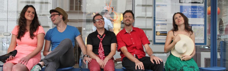 stadtland impro: unser Ensemble